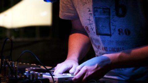 DJ Spooky e Pulselooper na abertura do Digitalia