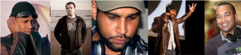 Digitalia Bits and Bass com DJ Marky e convidados