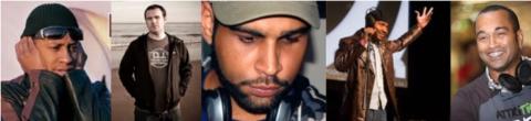 Digitalia Bits and Bass com DJ Marky e convidados