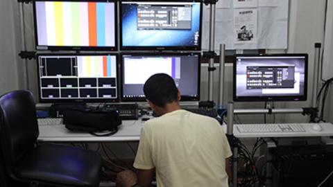 Transmissão online do Digitalia 2013 na TVE Online